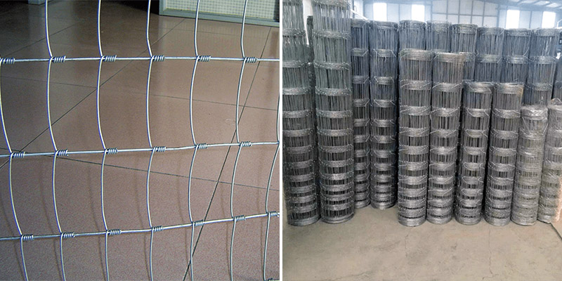 Field-Wire-Mesh-Fence