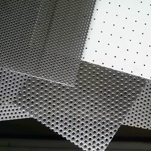 Performated Meta Mesh