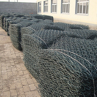 PVC Coated Gabion Mesh